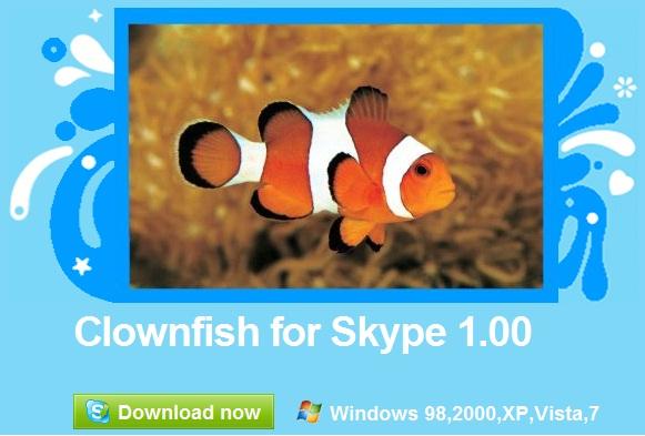 clownfish Переводчик для Скайпа Clownfish. Инструкция по установке и настройке.